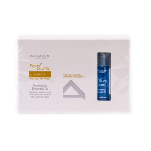 ALFAPARF MILANO SEMI DILINO ILLUMINATING ESSENTIAL OIL (BLUE) 12 X13ml