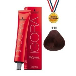 SCHWARZKOPF IGORA ROYAL COLOR CREAM 60ml - 6-88