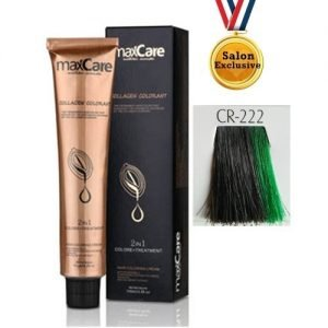 MAXCARE COLLAGEN 2in1 COLOR 100ml - CR-222