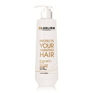Luxliss Keratin Daily Care Shampoo 500ml