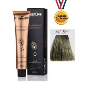 MAXCARE COLLAGEN 2in1 COLOR 100ml - M7-28P
