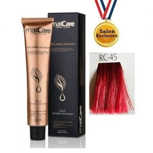 MAXCARE COLLAGEN 2in1 COLOR 100ml - RC-45