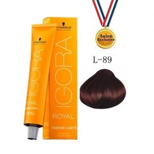 SCHWARZKOPF IGORA ROYAL COLOR CREAM 60ml - L-89